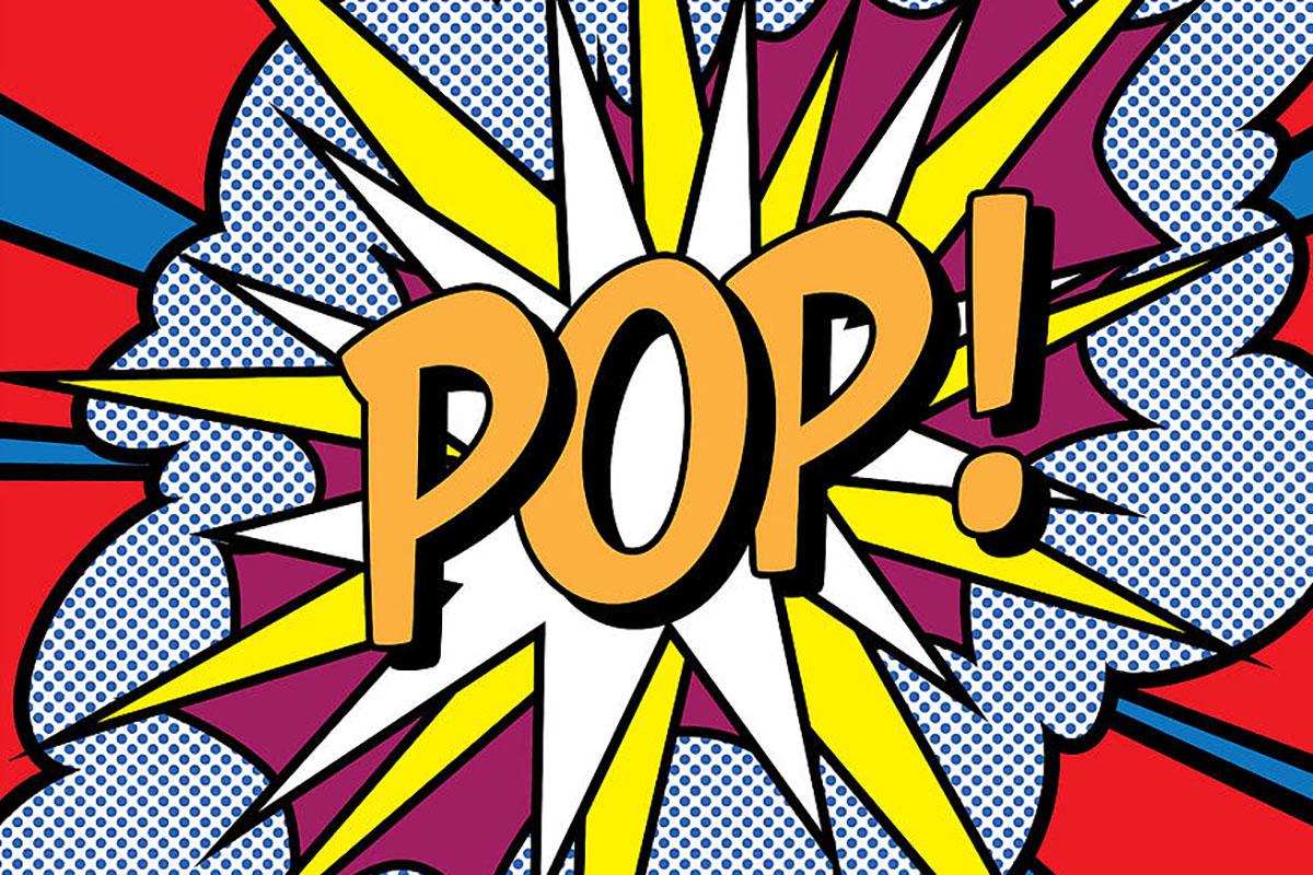 pop art. картинки