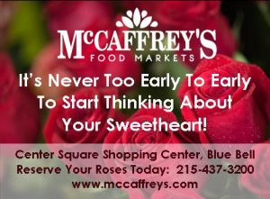 McCaffreyu0027s Market Will Be Offering Flower Specials Starting February 9th.