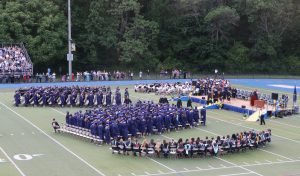 double the fun at wissahickon high school commencement 11 sets of